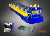 CE Certification Metal Deck Roll Forming Machine YX50-460 Type For Galvanized Steel