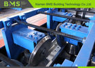 22 - Step PLC Control Steel C Purlin Roll Forming Machine With Full Auto Change Model 20m/min