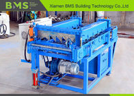 Self Lock Standing Seam Metal Roof Machine Wall Roll Forming Machine For GI