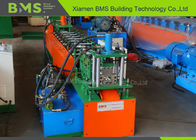 Fast Shelf Support Keel Racking Roll Forming Machine For Z Beam Profile
