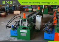 L Trim Steel Stud Roll Forming Machine With Full Auto Punching And Cutting System