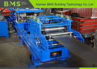High Speed Highway Guardrail Roll Forming Machine With PLC Control System