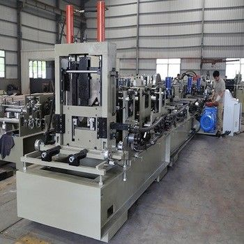 Steel Channel C Z Purlin Roll Forming Machine, Cold Forming Machine