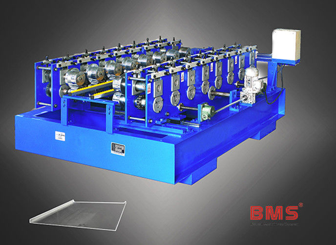 11KW Warehouse Scaffolding Roll Forming Machine 15KW Power For Shelves Equipment